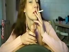 smokin dilettante wife bj cum in mouth