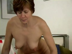 granny anna has huge nipples