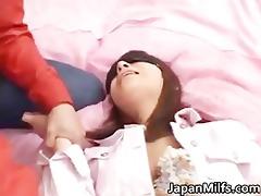 akane mochida hot oriental model enjoys part5