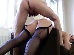 english d like to fuck in nylons goes on a ride