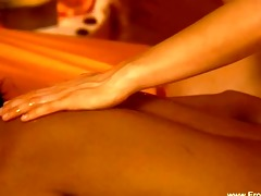 good lesbian babes using tantra massage