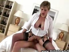 british bitch pounded