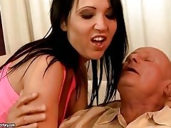 slutty older man enjoys sex with hawt legal age