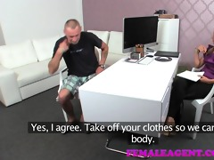 femaleagent mutual masturbation in casting