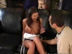 hotwife swings in front of spouse yep
