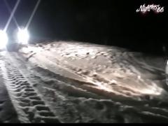 nightkiss104 - im schnee gefickt