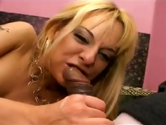 blonde mother id like to fuck in stockings eats