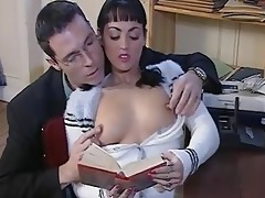 aged lady acquires fisted and fucked. then she is