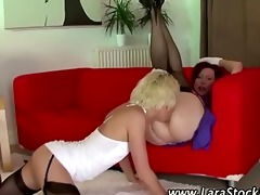 non-professional slutty lesbos in nylons